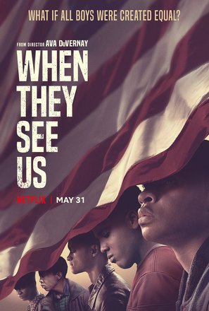 When They See Us - Movie Poster (thumbnail)