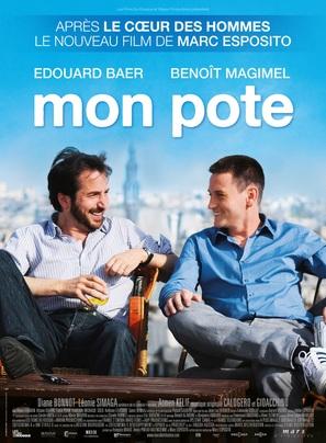 Mon pote - French Movie Poster (thumbnail)