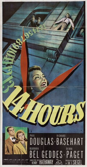 Fourteen Hours - Movie Poster (thumbnail)