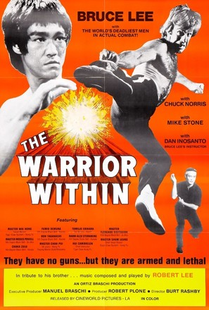The Warrior Within - Movie Poster (thumbnail)