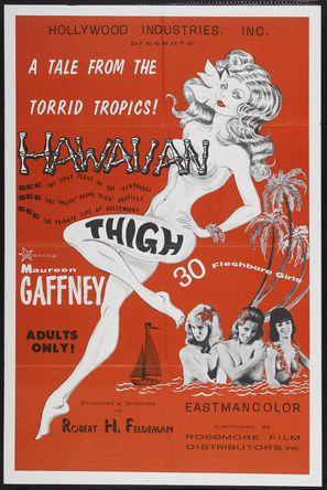 Hawaiian Thigh - Movie Poster (thumbnail)