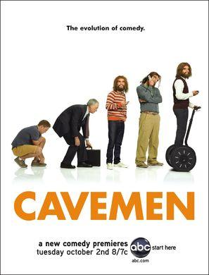 """Cavemen"" - poster (thumbnail)"