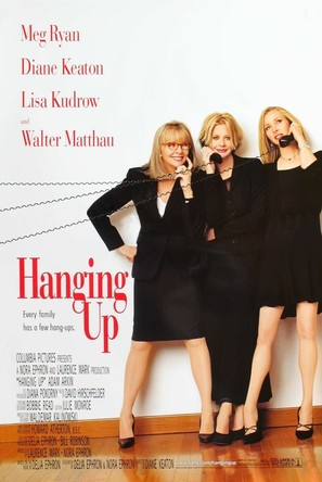 Hanging Up - Movie Poster (thumbnail)