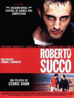 Roberto Succo - Spanish Movie Poster (thumbnail)