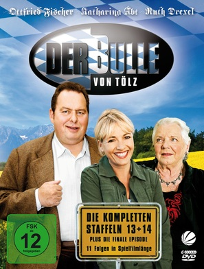 """Der Bulle von Tölz"" - German Movie Cover (thumbnail)"