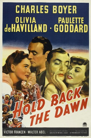 Hold Back the Dawn - Movie Poster (thumbnail)