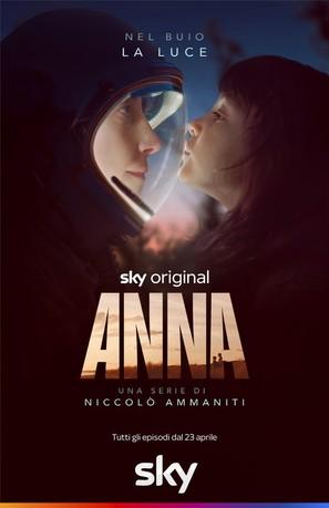 """""""Anna"""" - Italian Movie Poster (thumbnail)"""