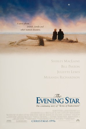 The Evening Star - Movie Poster (thumbnail)