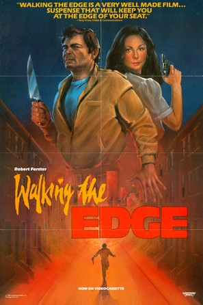 Walking the Edge - Movie Poster (thumbnail)