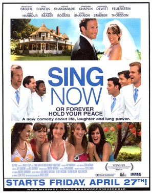 Shut Up and Sing - Movie Poster (thumbnail)