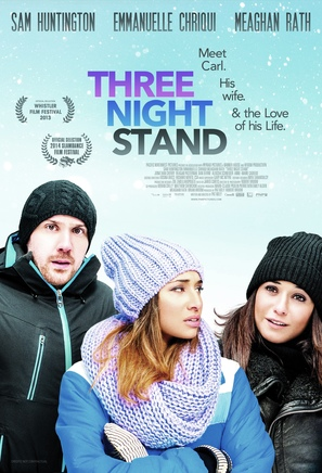 Three Night Stand - Canadian Movie Poster (thumbnail)