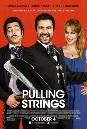 Pulling Strings - Movie Poster (thumbnail)