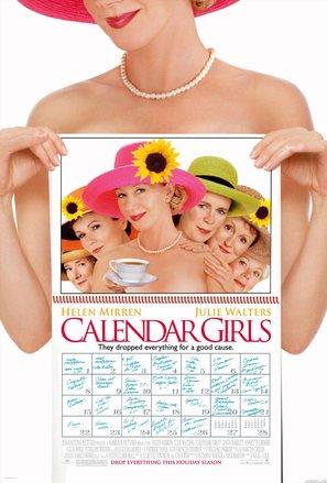 Calendar Girls - Movie Poster (thumbnail)