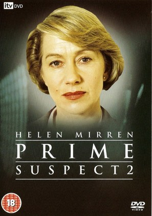 """Prime Suspect 2"" - British DVD cover (thumbnail)"