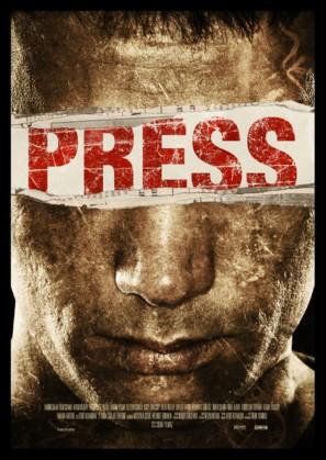 Press - Turkish Movie Poster (thumbnail)