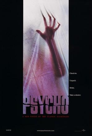 Psycho - Movie Poster (thumbnail)