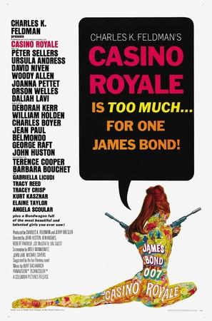 Casino Royale - Movie Poster (thumbnail)