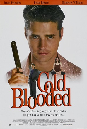 Coldblooded - Movie Poster (thumbnail)