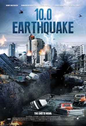 10.0 Earthquake - Movie Poster (thumbnail)