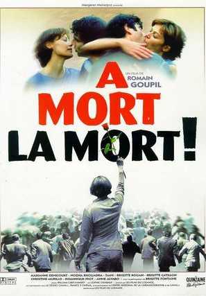 À mort la mort - French poster (thumbnail)