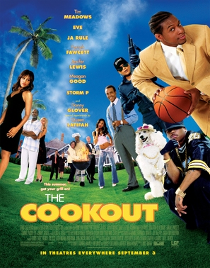 The Cookout - Movie Poster (thumbnail)