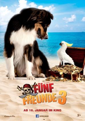 Fünf Freunde 3 - Swiss Movie Poster (thumbnail)