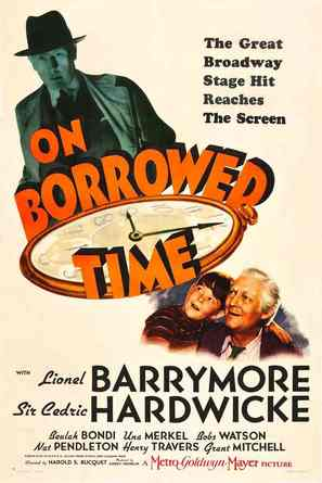 On Borrowed Time - Movie Poster (thumbnail)