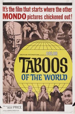 I tabù - Movie Poster (thumbnail)