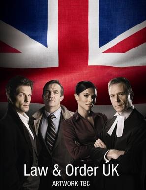 """Law & Order: UK"" - British Movie Poster (thumbnail)"
