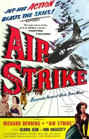 Air Strike - Movie Poster (thumbnail)