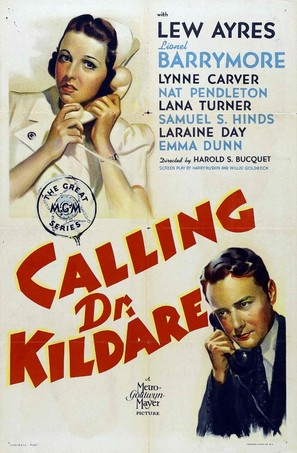 Calling Dr. Kildare - Movie Poster (thumbnail)