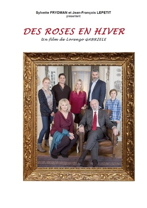 Des Roses en Hiver - French DVD movie cover (thumbnail)