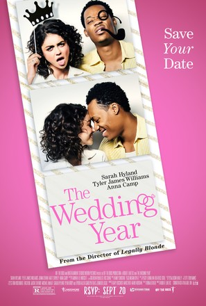 The Wedding Year - Movie Poster (thumbnail)