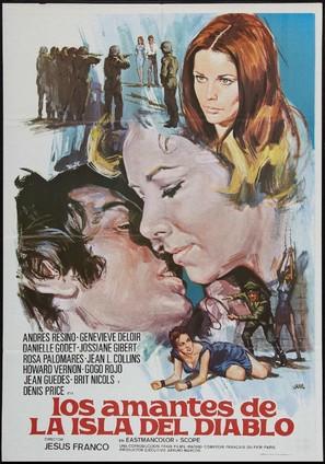 Quartier de femmes - Spanish Movie Poster (thumbnail)