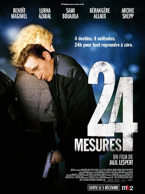 24 mesures - French Movie Poster (thumbnail)