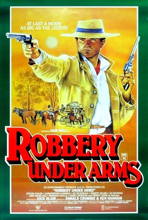 Robbery Under Arms - Australian Movie Poster (thumbnail)