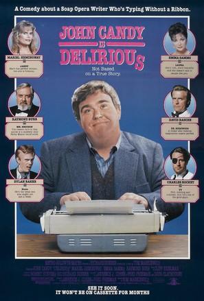 Delirious - Movie Poster (thumbnail)
