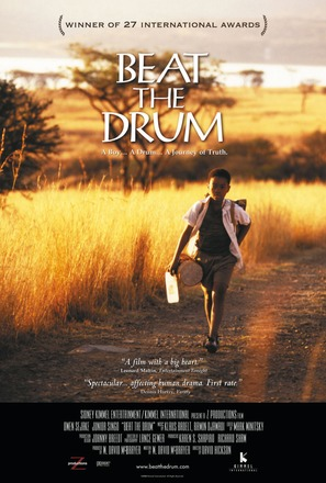 Beat the Drum - Movie Poster (thumbnail)