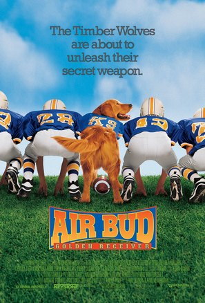 Air Bud: Golden Receiver - Movie Poster (thumbnail)