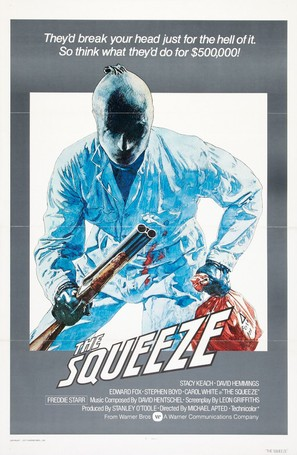 The Squeeze - Movie Poster (thumbnail)