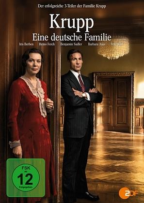 """""""Krupp - Eine Familie zwischen Krieg und Frieden"""" - German Movie Cover (thumbnail)"""