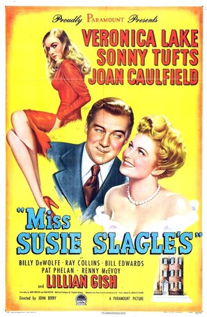 Miss Susie Slagle's - Movie Poster (thumbnail)