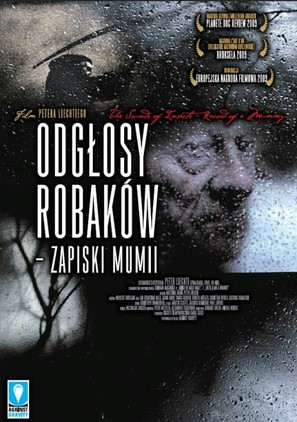 The Sound of Insects: Record of a Mummy - Polish Movie Poster (thumbnail)