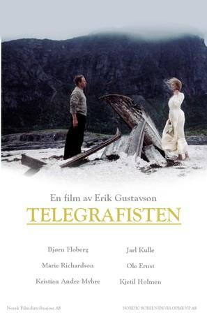 Telegrafisten - Norwegian Movie Cover (thumbnail)