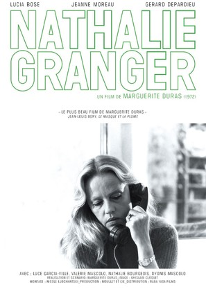 Nathalie Granger - French Re-release poster (thumbnail)