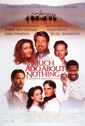 Much Ado About Nothing - Movie Poster (thumbnail)