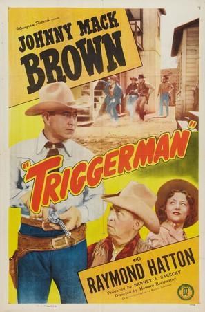 Triggerman - Movie Poster (thumbnail)