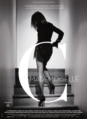 Mademoiselle C - French Movie Poster (thumbnail)