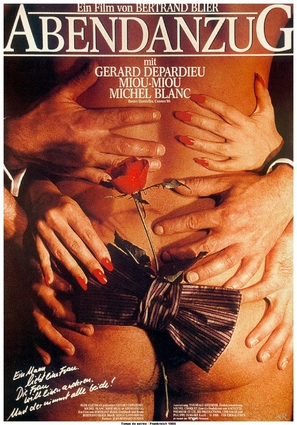 Tenue de soirée - German Movie Poster (thumbnail)