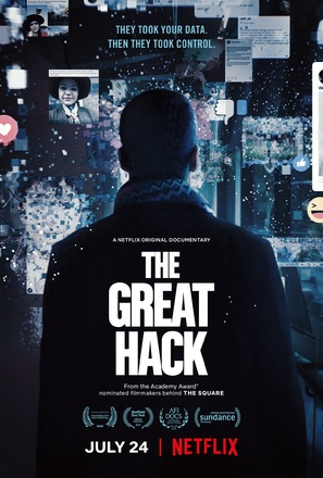 The Great Hack - Movie Poster (thumbnail)
